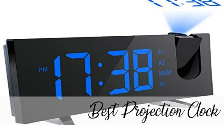 Best Projection Clock