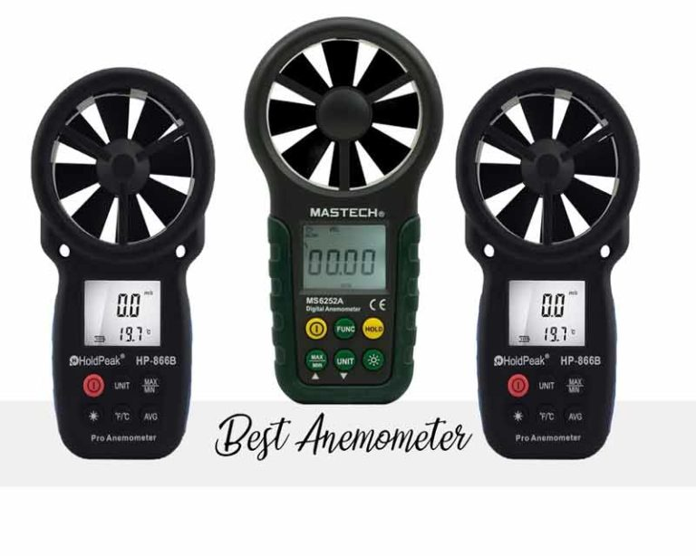 Best Anemometers
