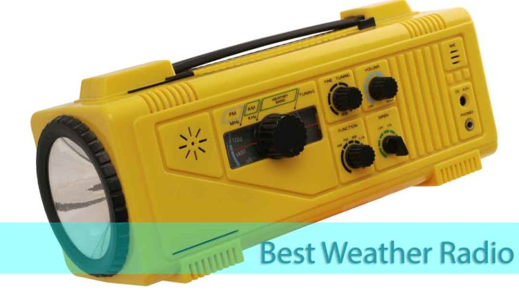 best weather radio