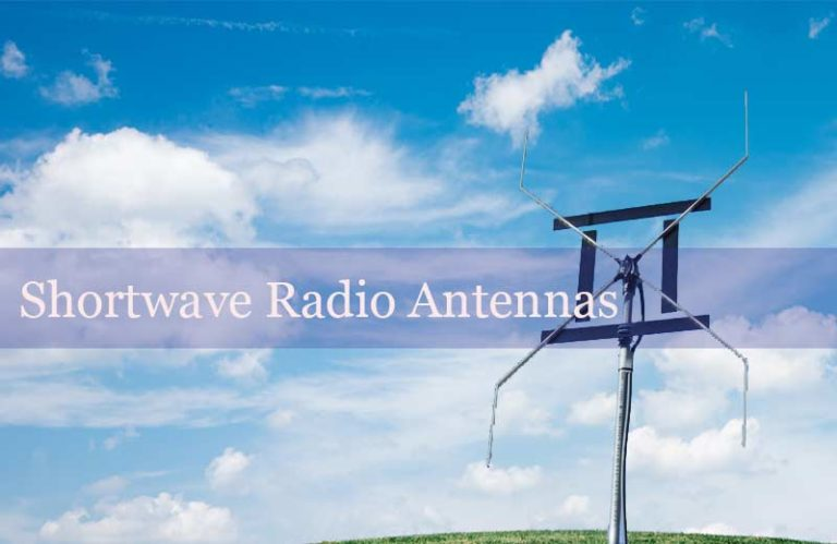 Shortwave Radio Antennas