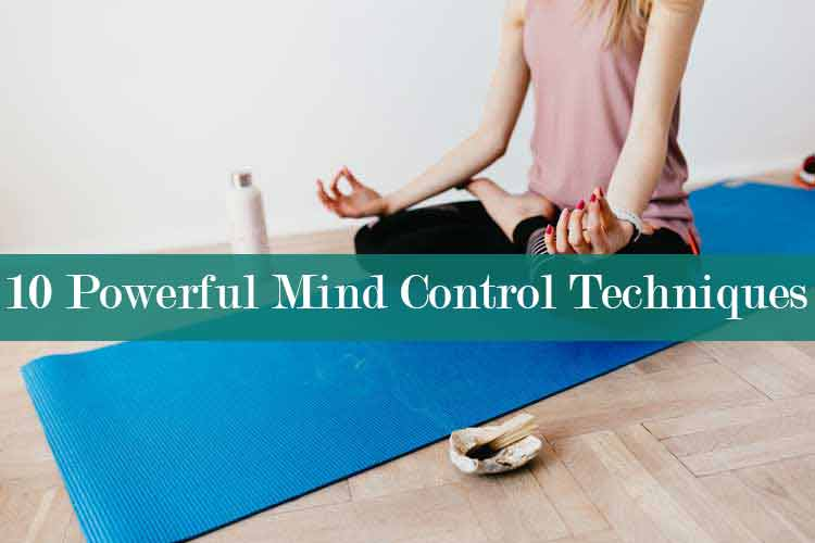 powerful mind control techniques