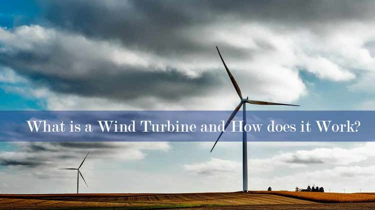 what is wind turbine